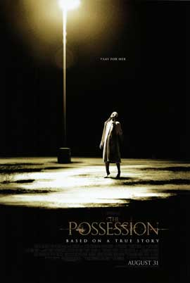 The Possession - DS 1 Sheet Movie Poster - Style A