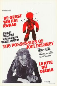 The Possession of Joel Delaney - 11 x 17 Movie Poster - Belgian Style A