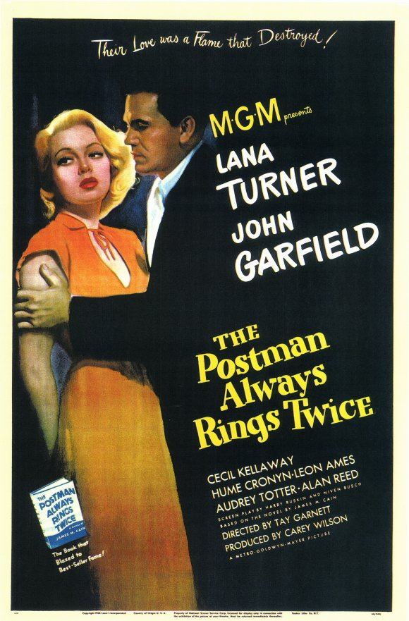 Movie Poster Shop presents The 50 Best Film Noir Movie ...