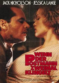 The Postman Always Rings Twice - 11 x 17 Movie Poster - German Style A