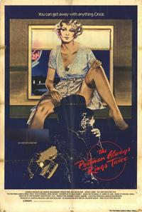 The Postman Always Rings Twice - 11 x 17 Movie Poster - Style A