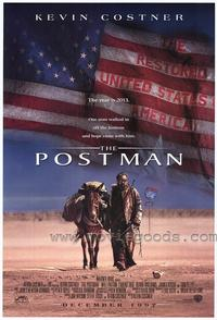 The Postman - 43 x 62 Movie Poster - Bus Shelter Style A