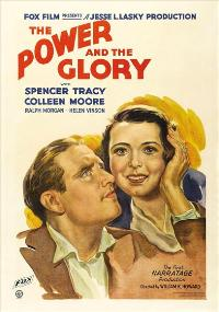 The Power and the Glory - 43 x 62 Movie Poster - Bus Shelter Style A