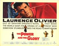 The Power and the Glory - 22 x 28 Movie Poster - Half Sheet Style A