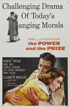 Power and the Prize, The - 27 x 40 Movie Poster - Style B