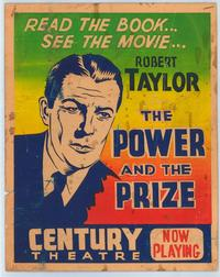 Power and the Prize, The - 27 x 40 Movie Poster - Style A