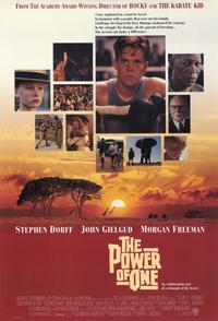 The Power of One - 11 x 17 Movie Poster - Style A