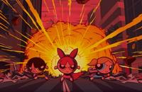 The Powerpuff Girls - 8 x 10 Color Photo #1