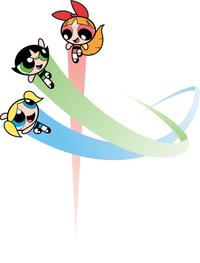 The Powerpuff Girls - 8 x 10 Color Photo #13