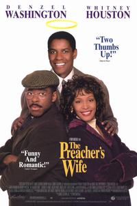 The Preacher's Wife - 11 x 17 Movie Poster - Style B