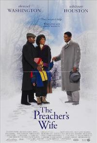 The Preacher's Wife - 27 x 40 Movie Poster - Style C
