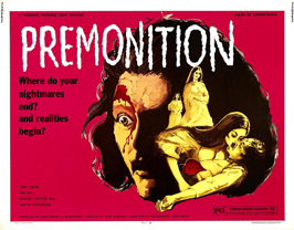 The Premonition - 22 x 28 Movie Poster - Half Sheet Style A