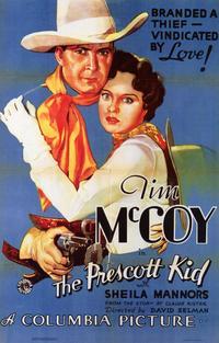 The Prescott Kid - 11 x 17 Movie Poster - Style B