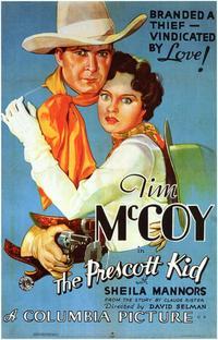 The Prescott Kid - 11 x 17 Movie Poster - Style C