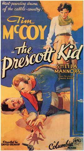 The Prescott Kid - 27 x 40 Movie Poster - Style A