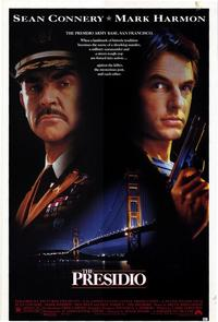 The Presidio - 43 x 62 Movie Poster - Bus Shelter Style A