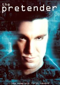 The Pretender 2001 - 11 x 17 Movie Poster - Style B