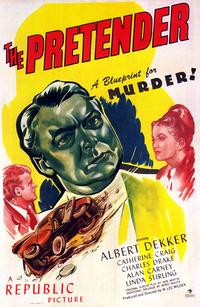 The Pretender - 27 x 40 Movie Poster - Style A