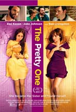 """The Pretty One"" Movie Poster"