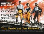 The Pride and the Passion - 11 x 14 Movie Poster - Style B