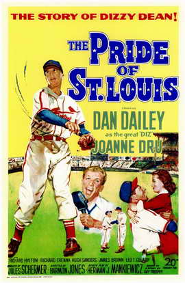Pride of St. Louis - 11 x 17 Movie Poster - Style A
