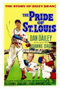 Pride of St. Louis - 27 x 40 Movie Poster - Style A