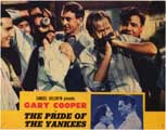 The Pride of the Yankees - 11 x 14 Movie Poster - Style A