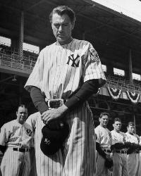 The Pride of the Yankees - 8 x 10 B&W Photo #3