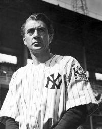 The Pride of the Yankees - 8 x 10 B&W Photo #5