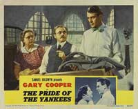 The Pride of the Yankees - 11 x 14 Movie Poster - Style C