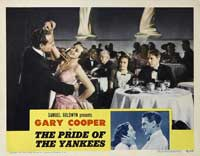 The Pride of the Yankees - 11 x 14 Movie Poster - Style I