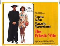 The Priests Wife - 11 x 14 Movie Poster - Style A