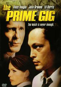 The Prime Gig - 11 x 17 Movie Poster - Style B