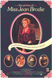 The Prime of Miss Jean Brodie - 11 x 17 Movie Poster - Style B