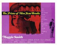 The Prime of Miss Jean Brodie - 11 x 14 Movie Poster - Style A