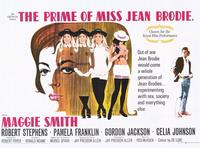 The Prime of Miss Jean Brodie - 11 x 14 Movie Poster - Style B