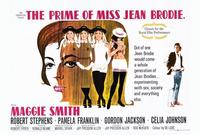 The Prime of Miss Jean Brodie - 27 x 40 Movie Poster - Style C