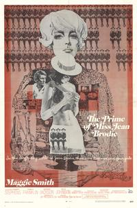 The Prime of Miss Jean Brodie - 43 x 62 Movie Poster - Bus Shelter Style A