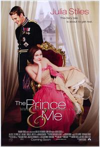 The Prince and Me - 43 x 62 Movie Poster - Bus Shelter Style A