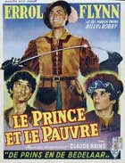The Prince and the Pauper - 11 x 17 Movie Poster - Belgian Style A