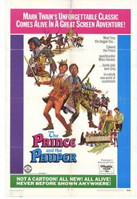 The Prince and the Pauper - 27 x 40 Movie Poster - Style A