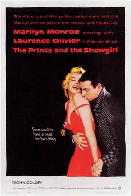 The Prince and the Showgirl - 11 x 17 Movie Poster - Style A