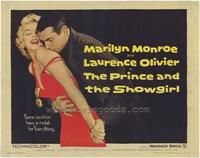 The Prince and the Showgirl - 11 x 14 Movie Poster - Style A