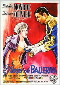 The Prince and the Showgirl - 11 x 17 Movie Poster - Italian Style A