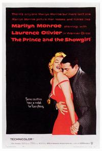 The Prince and the Showgirl - 27 x 40 Movie Poster - Style A