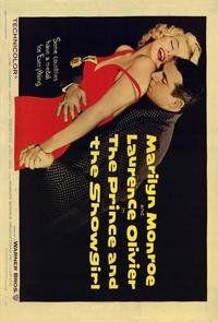 The Prince and the Showgirl - 11 x 17 Movie Poster - Style B
