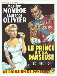 The Prince and the Showgirl - 11 x 17 Movie Poster - Belgian Style A