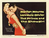 The Prince and the Showgirl - 22 x 28 Movie Poster - Half Sheet Style A