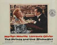 The Prince and the Showgirl - 22 x 28 Movie Poster - Half Sheet Style B