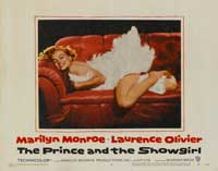 The Prince and the Showgirl - 22 x 28 Movie Poster - Style C